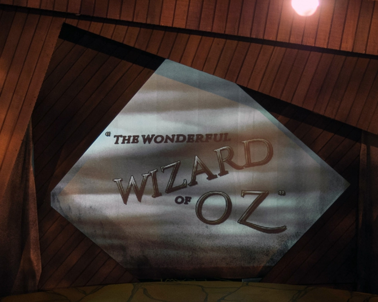 The Wonderful Wizard of Oz - Sarah Tundermann Design