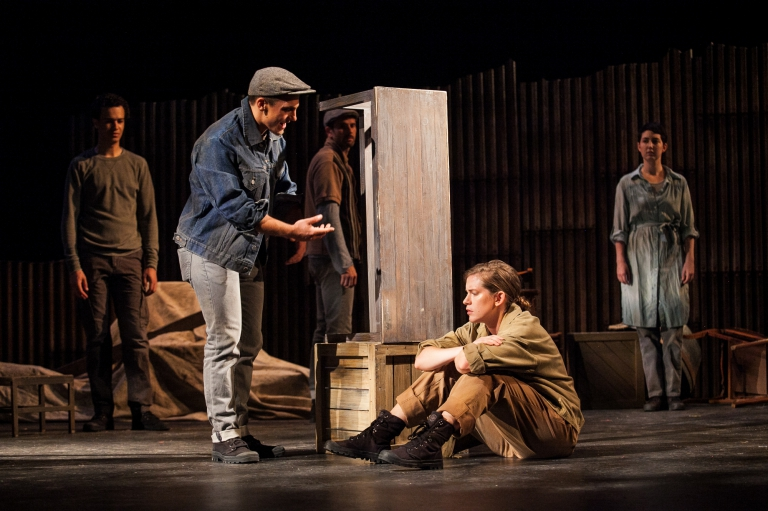 National Players Tour 68 - The Grapes of Wrath - Tom meets Preacher