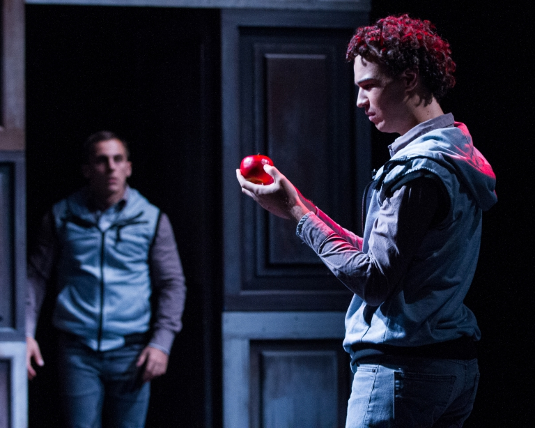 Jonas sees red in NP68's The Giver