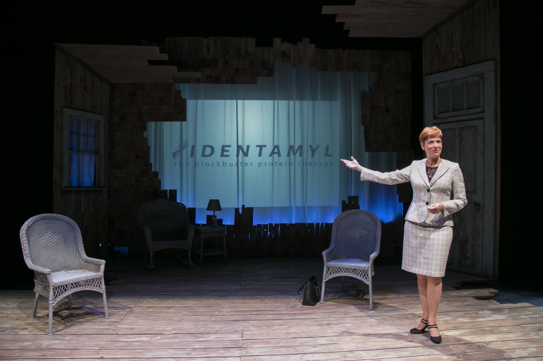 Identamyl in The Other Place at Rep Stage