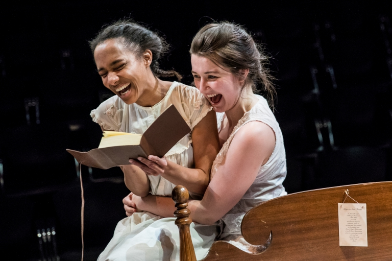 What Every Girl Should Know as part of Forum Theatre's Nasty Women Rep