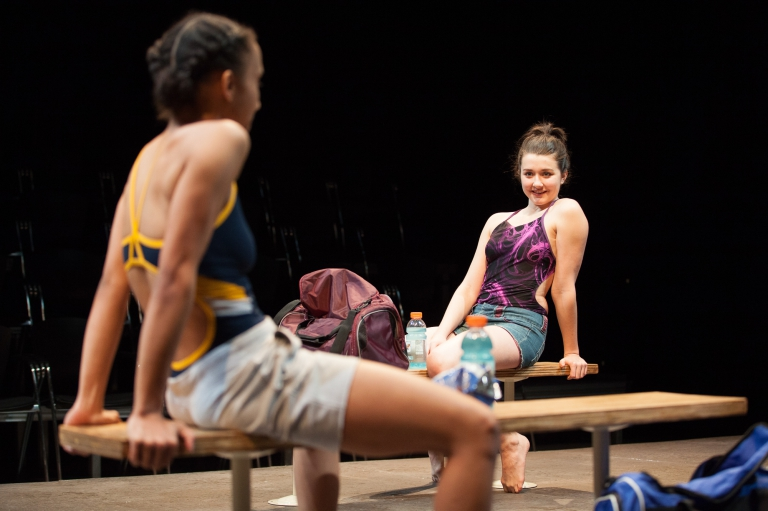 Dry Land as part of Forum Theatre's Nasty Women Rep