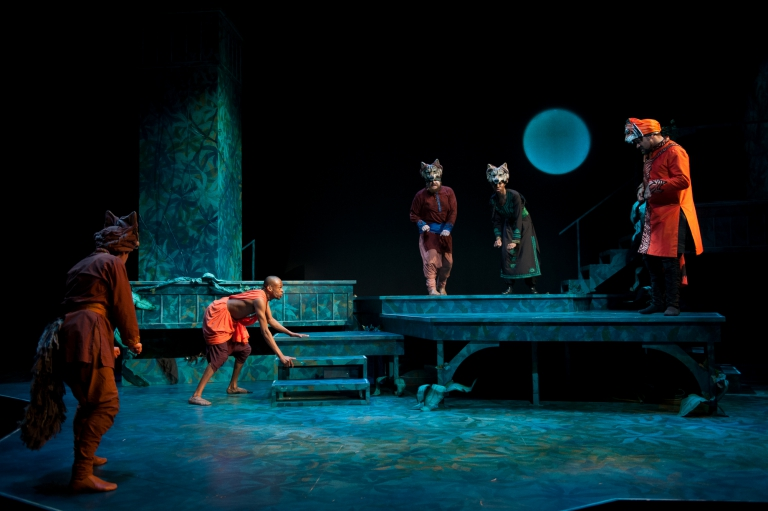 The Jungle Book at IStage