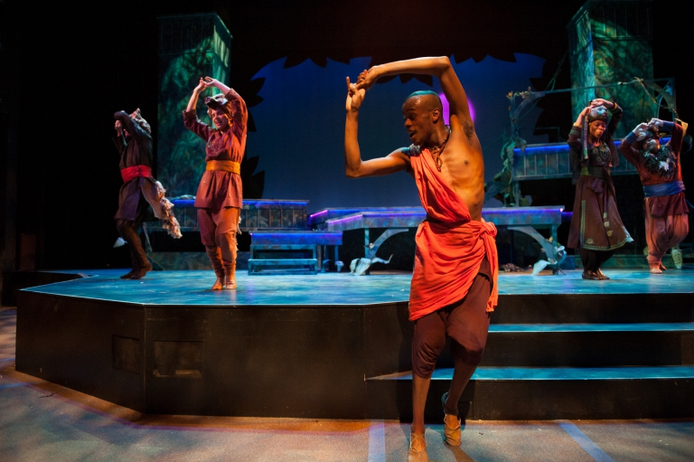 Dance with us! - The Jungle Book at IStage